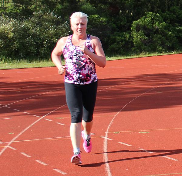 Eliisa cooper ja personal trainer