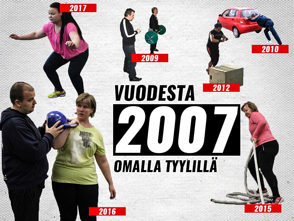 personal training turku
