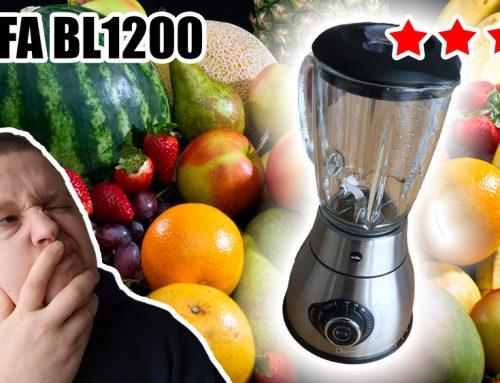 Wilfa BL-1200 kokemuksia