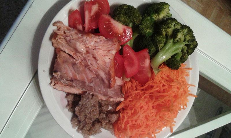 laihdutus ravinto