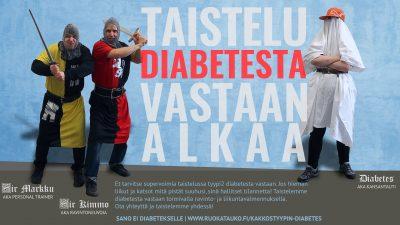 kakkostyypin diabetes