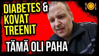 diabetes ja liikunta
