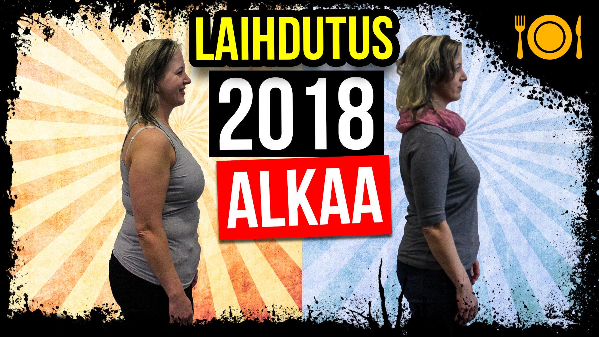 laihdutusryhmä 2018