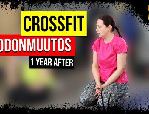 CrossFit muodonmuutos