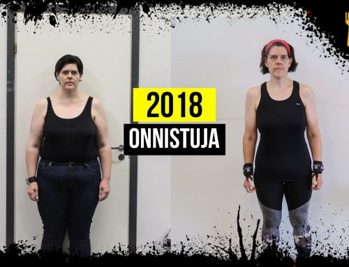 Vuoden 2018 Onnistuja
