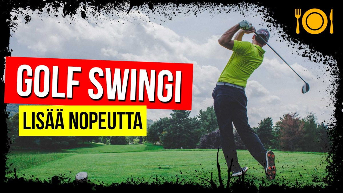 golf swingi