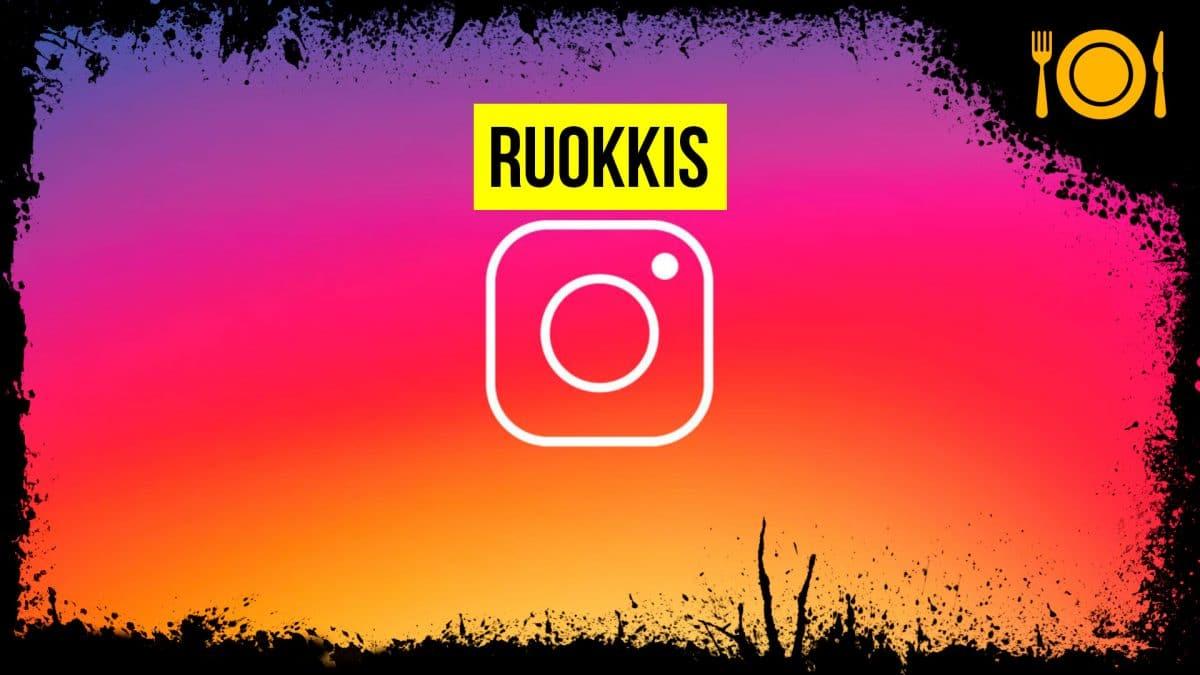 ruokatauko instagram