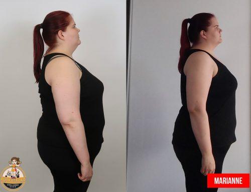 The Mission Slimpossible voittaja – Mariannen haastattelu