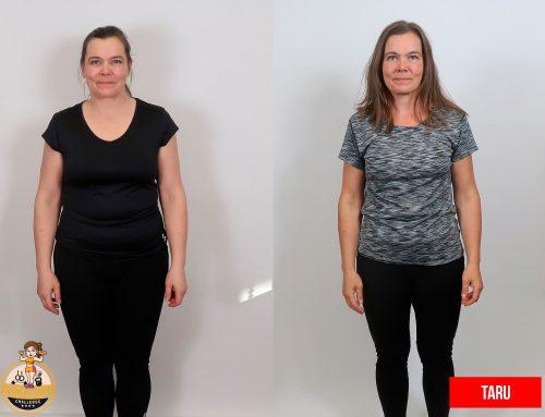 The Mission Slimpossible voittaja – Tarun haastattelu