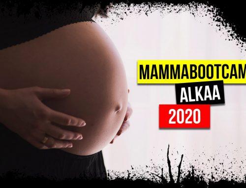 Mammabootcamp alkaa
