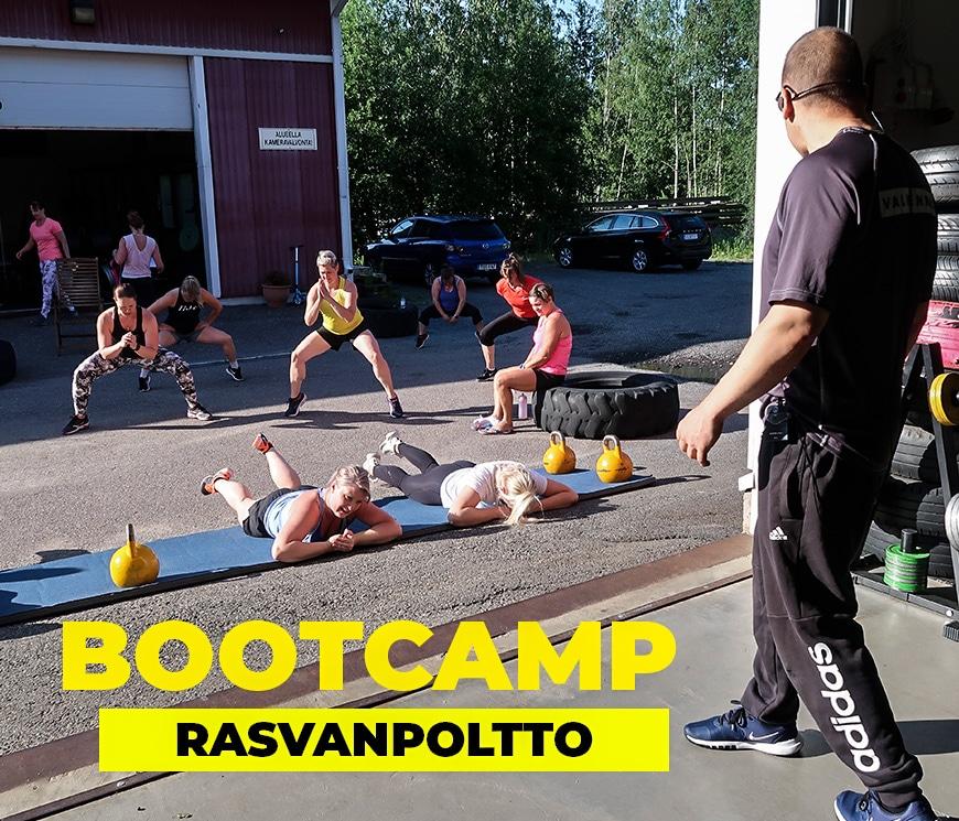 bootcamp naantali