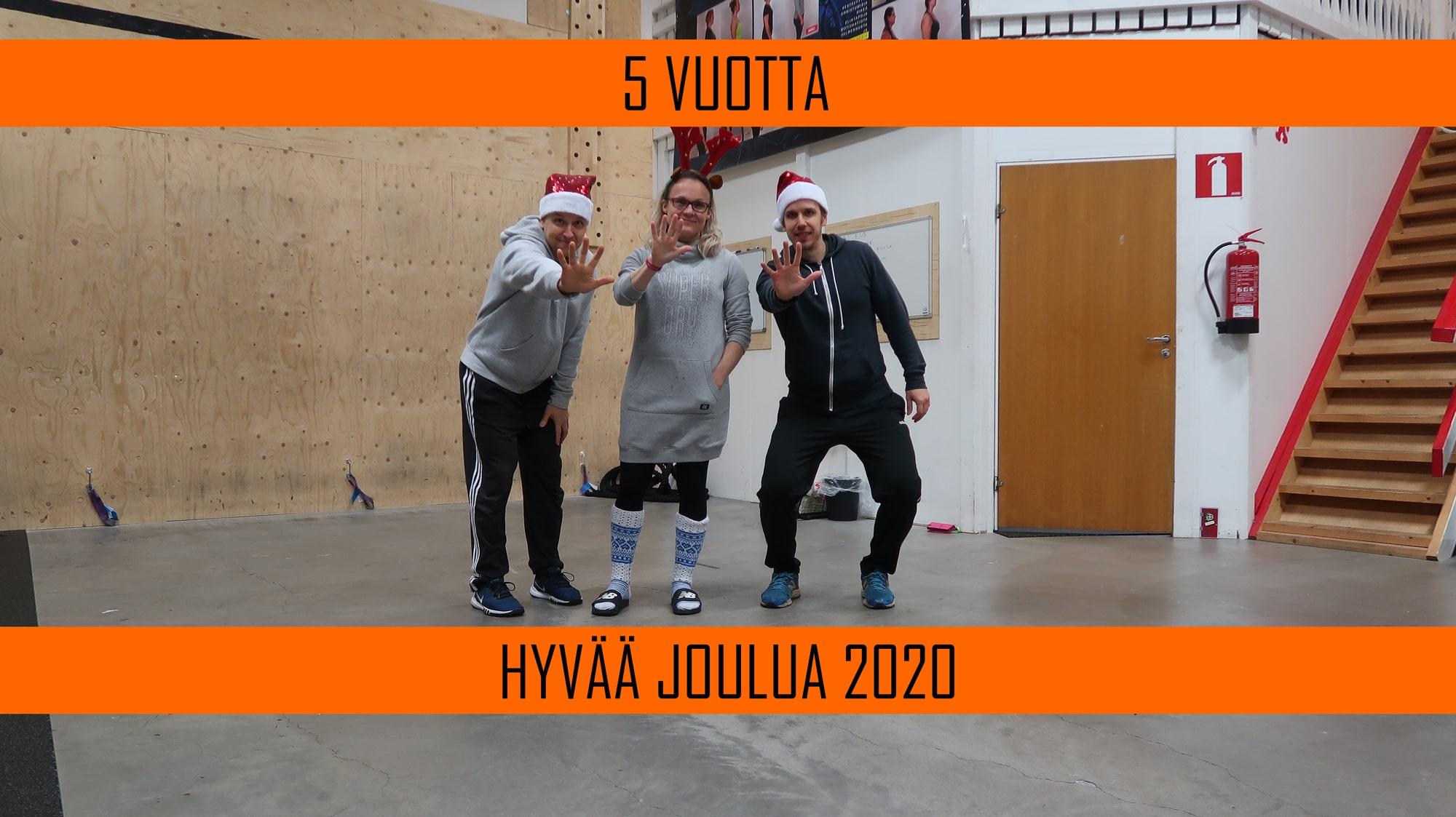 hyvää joulua 2020